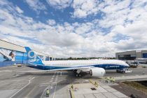 Boeing delivers first 787-9 Dreamliner to Juneyao Airlines