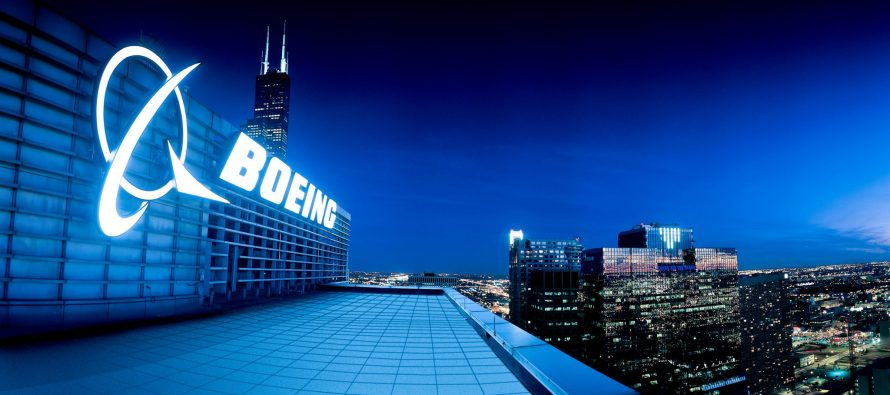 Boeing reports third-quarter results