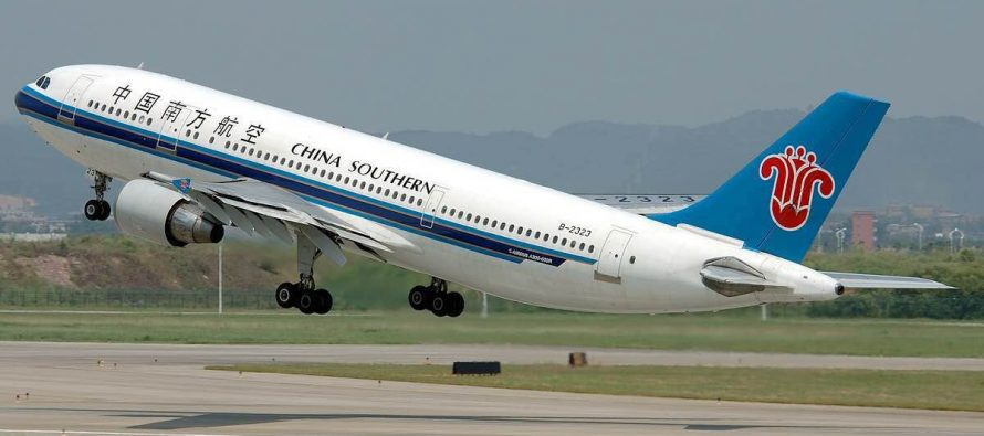Etihad Airways and China Southern Airlines announce codeshare partnership