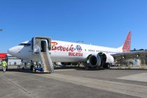 Avolon delivers one 737 MAX 8 to Malindo Air