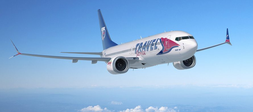 Travel Service finalises order for five additional 737 MAXs