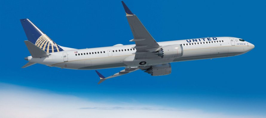 United Airlines orders 100 737 MAX 10s