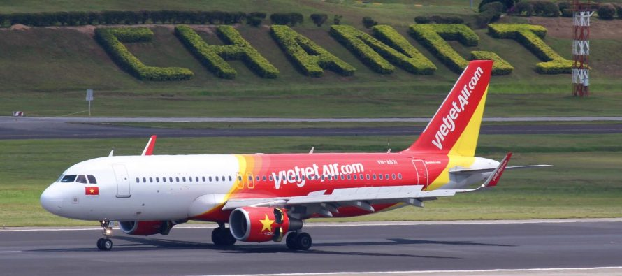 Vietjet to operate international flights at Terminal 4, Changi International Airport (Singapore)