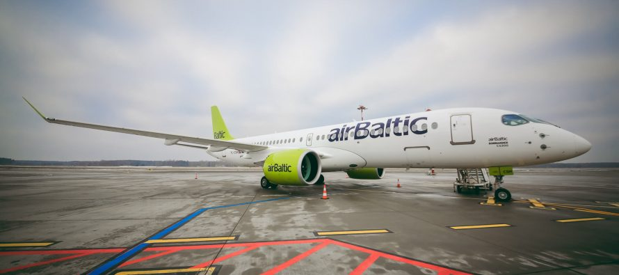 Skytech-AIC appointed as finance arranger for the sale and leaseback of six new airBaltic Bombardier CS300 aircraft