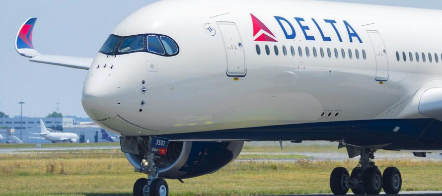 Delta Air Lines provides quarter update; May traffic