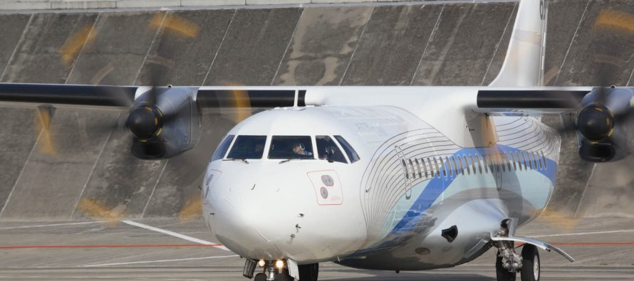 NAC delivers one ATR 72-600 to Far Eastern Air Transport Corporation on lease