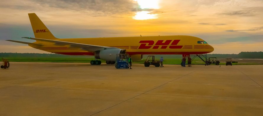 Precision Aircraft Solutions delivers 29th freighter to DHL