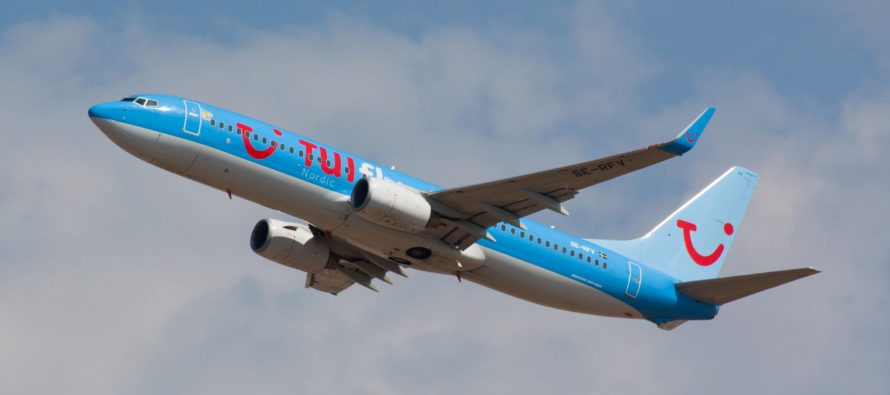FPG Amentum delivers two 737-800s to TUI Airlines Belgium