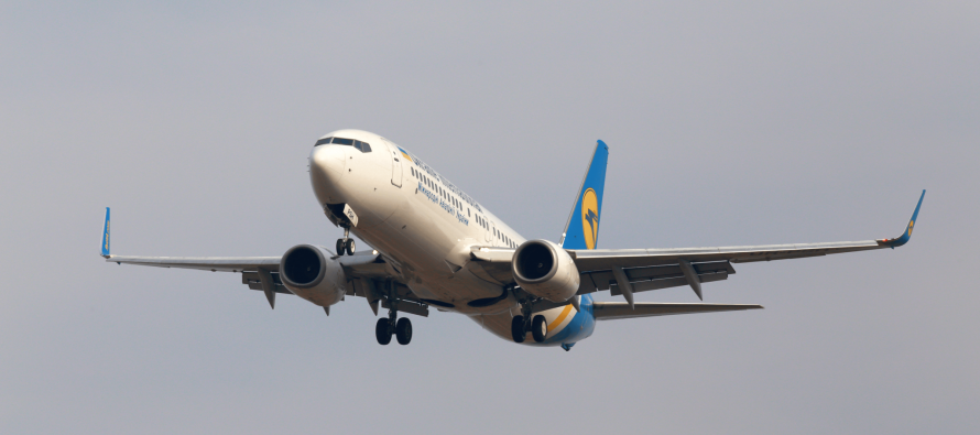AWAS to place one 737-800 with Ukraine International Airlines