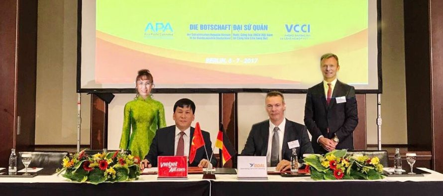 Vietjet inks strategic aircraft financing agreement with GOAL