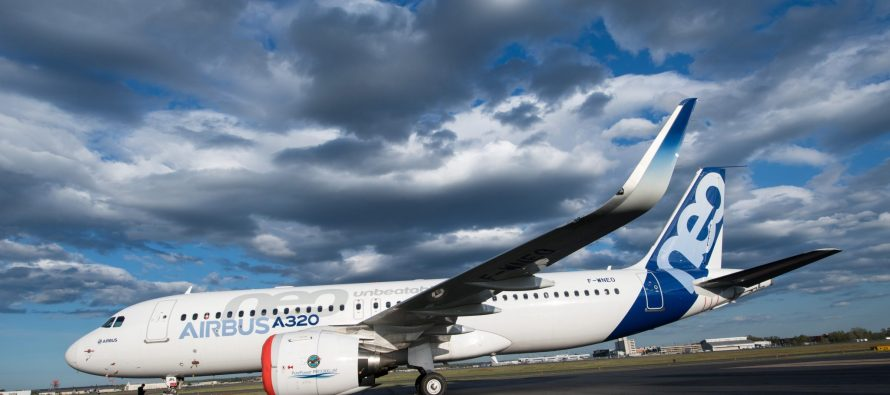 Undisclosed customer orders 10 A320neo aircraft