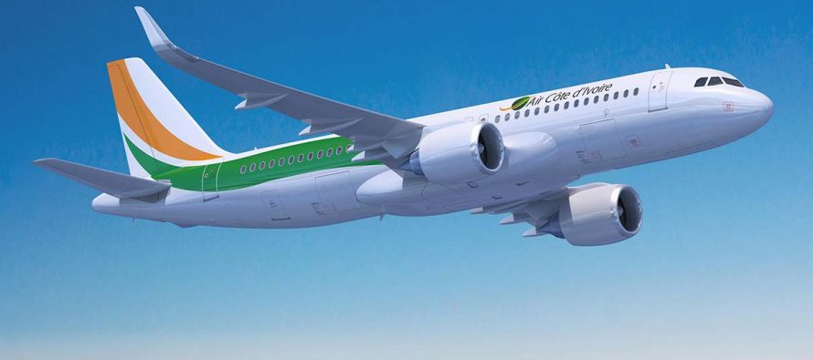 Ethiopian Airlines and Air Côte d'Ivoire enter codeshare agreement on routes betweenWest Africa and the USA
