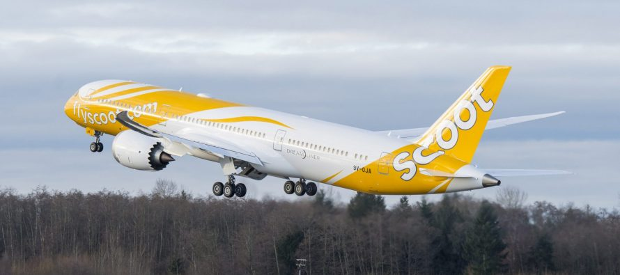 Scoot to launch low-fare India-Europe flights