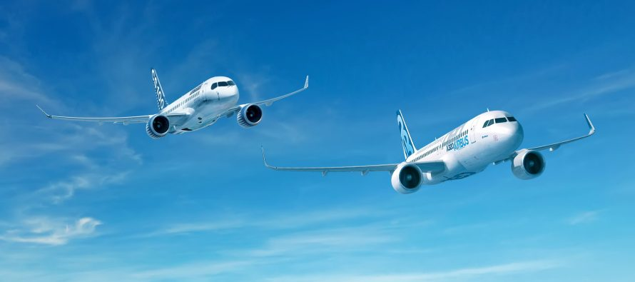 Airbus and Bombardier to close C Series partnership on July 1; GECAS launches START
