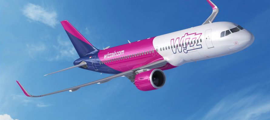 Wizz Air reports November 2017 traffic