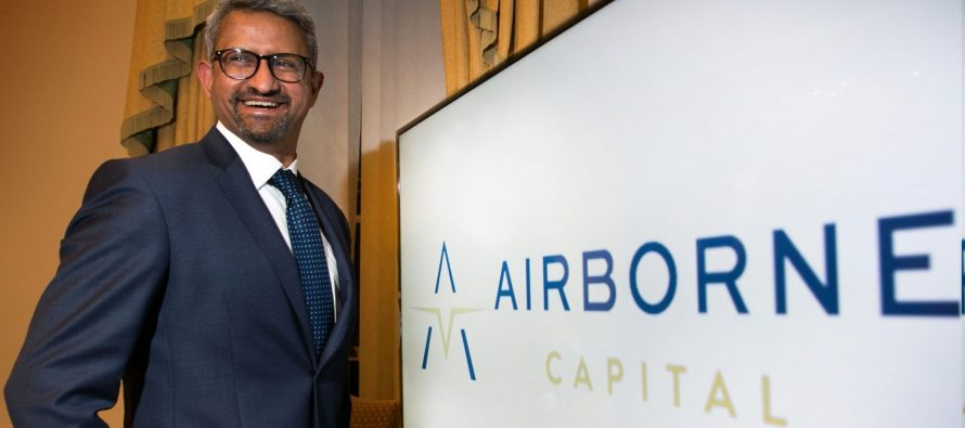 Ramki Sundaram officially launches Airborne Capital