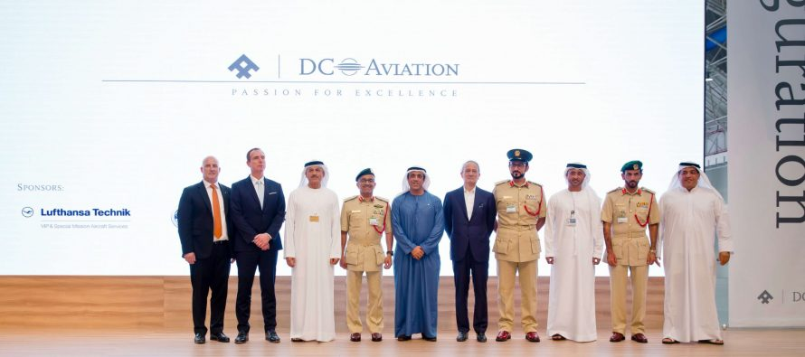 DCAF opens second hangar at Dubai South Aviation District