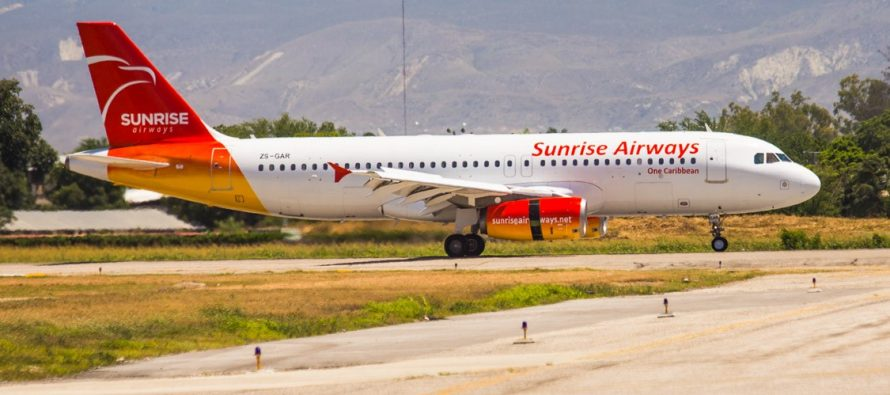 Sunrise Airways announces new flights to Curacao