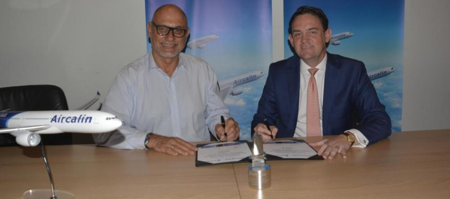 Rolls-Royce signs Trent 7000 contract with Aircalin