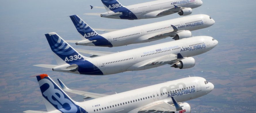 Airbus reports June orders and deliveries
