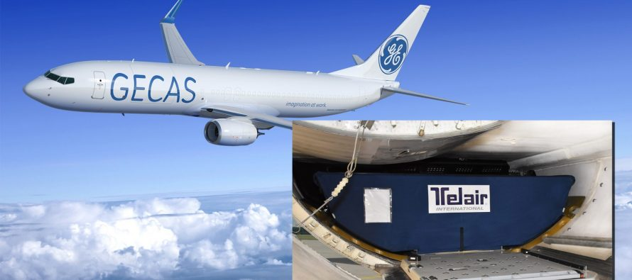 GECAS to Introduce Telair's New Flexible Loading System with Boeing 737-800 Converted Freighter Operators