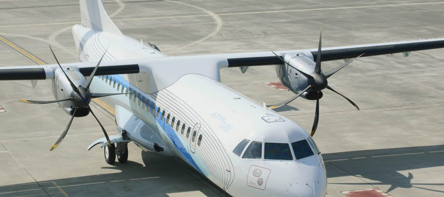 NAC delivers one ATR 72-600 to Regional Jet OÜ on lease