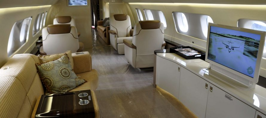 Research reveals size of European private jet market and prospects for growth