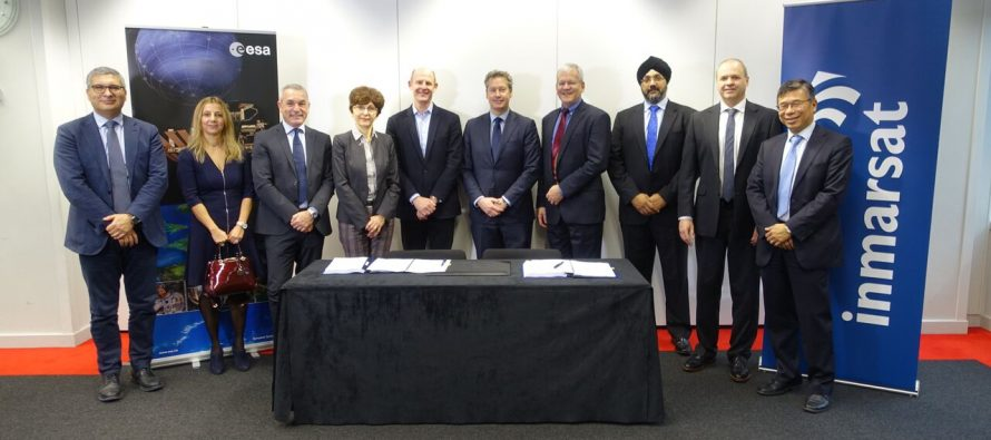Inmarsat and Airservices Australia partner to improve aviation safety and efficiency