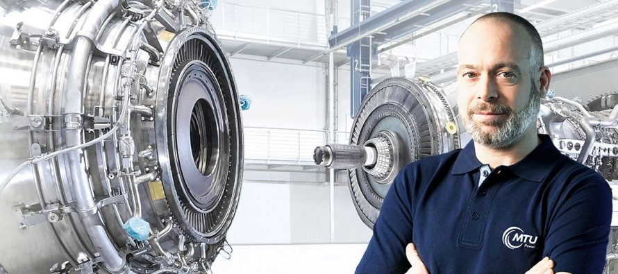 MTU Power: New brand for gas turbine business