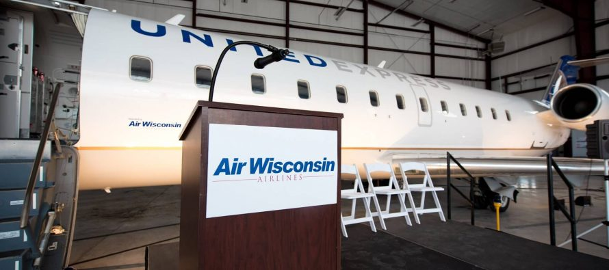 Air Wisconsin Airlines plans new maintenance base facility at Appleton International Airport