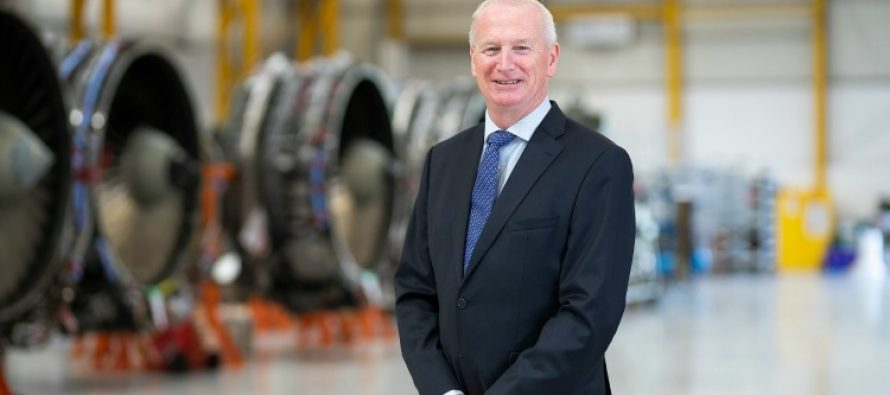 AerFin CEO Bob James awarded OBE in Queen's Birthday Honours List