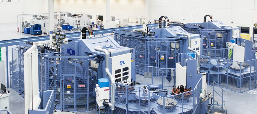 Aeroengines Ircio achieves the certification for the manufacturing of Rolls Royce detail parts