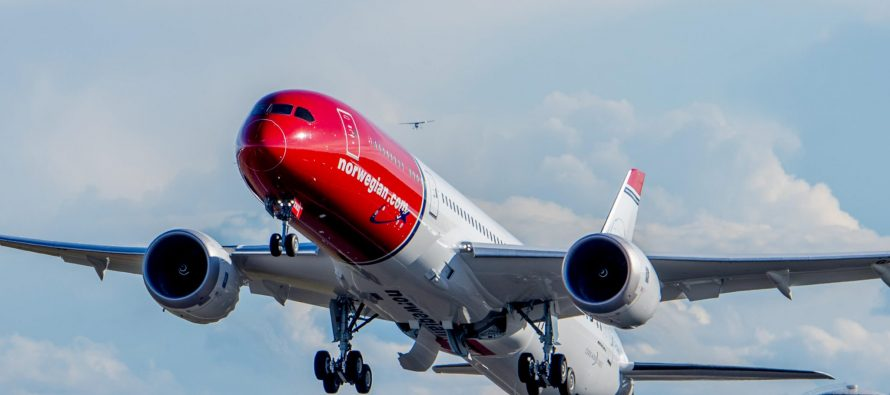 Norwegian announces new routes to Tampa and Canada