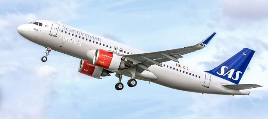 ALC places two A320-200neo with SAS