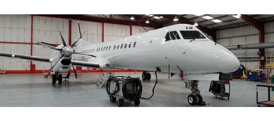 Skyworld Aviation arranges additional lease of a Saab 2000 to Skywork Airlines