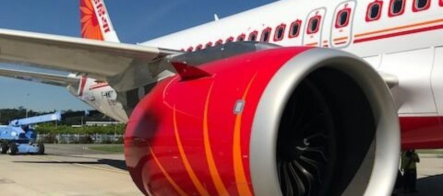 Avolon delivers one Airbus A320-NEO to Air India