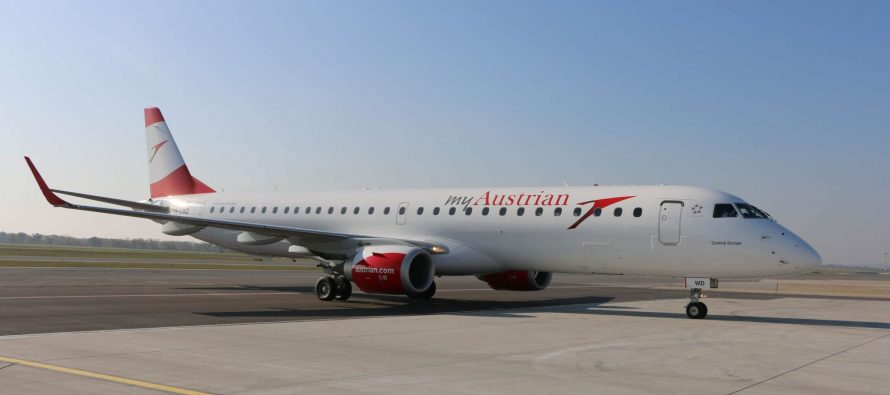 Austrian Airlines and GE Aviation sign digital solutions agreement