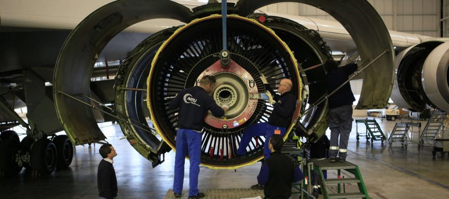 MTU Aero Engines issues higher and more concrete forecast at half-year