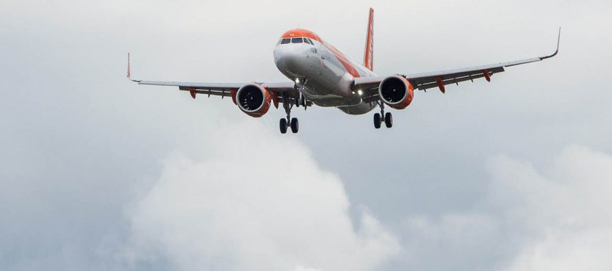 EasyJet takes delivery of its first A321neo