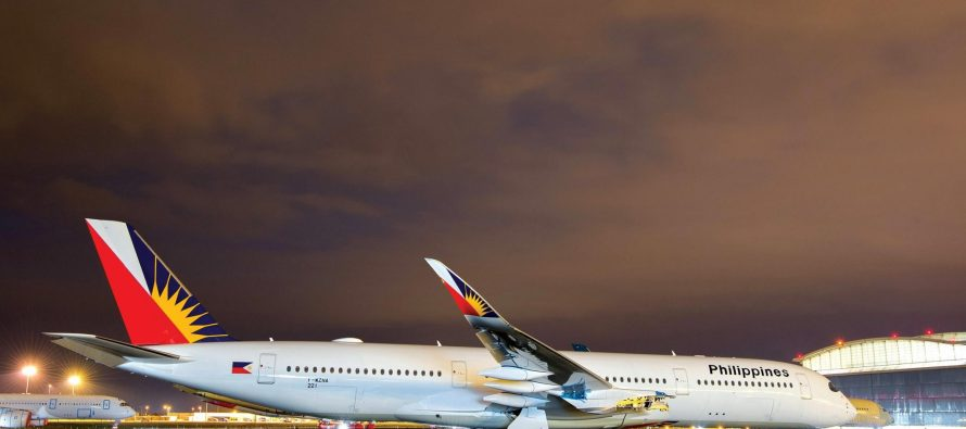 SMBC Aviation delivers first Airbus A350 XWB to Philippine Airlines
