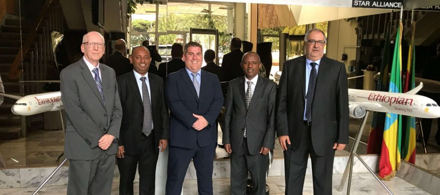 TS&S Signs MoU with Ethiopian Airlines to expand APU and engine capabilities in growing African aviation market