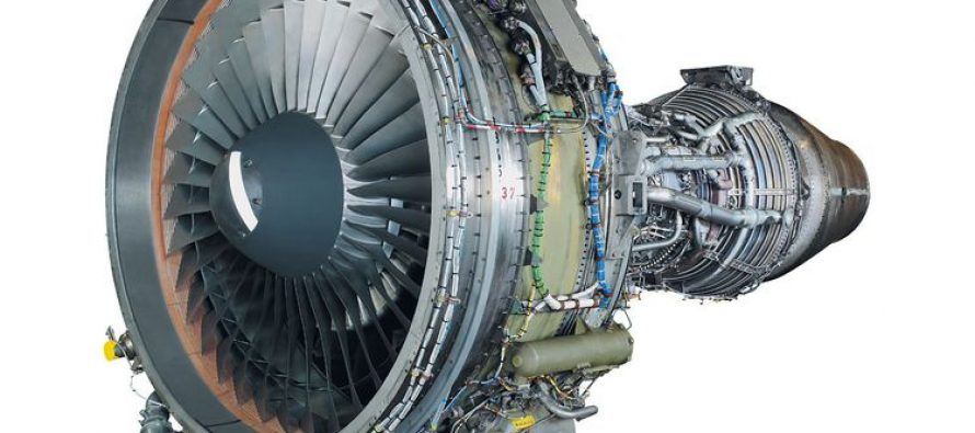 CTS Engines inducts first PW2000 engine