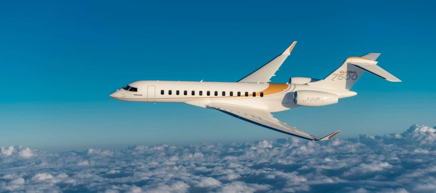 Bombardier completes acquisition of Global 7500 aircraft wing program