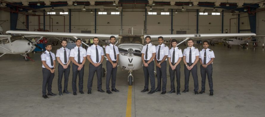 Alpha Aviation Academy partners with Etihad Aviation Training for core flying skills training