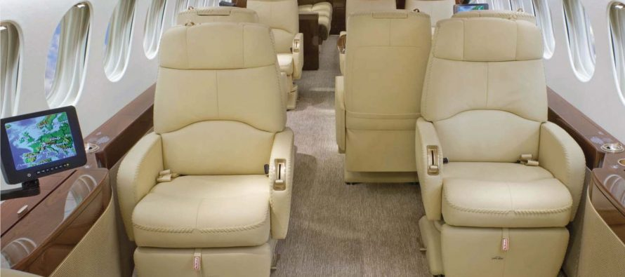 Planet Nine adds another Falcon 7X to its charter fleet
