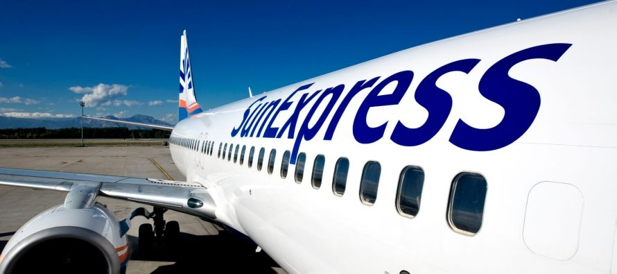 SunExpress to start fights to Pulkovo St. Petersburg Airport