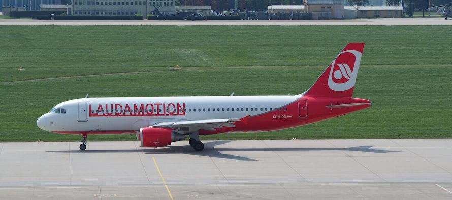 Ryanair acquires 100% shareholding in Laudamotion