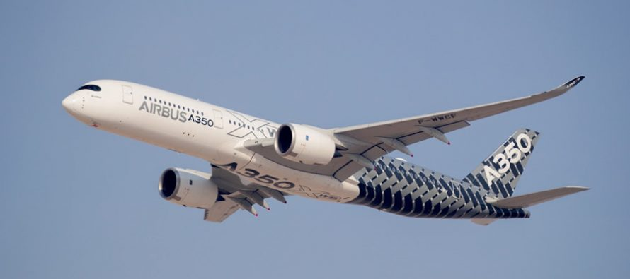 China orders 290 A320 Family and 10 A350 XWB family aircraft