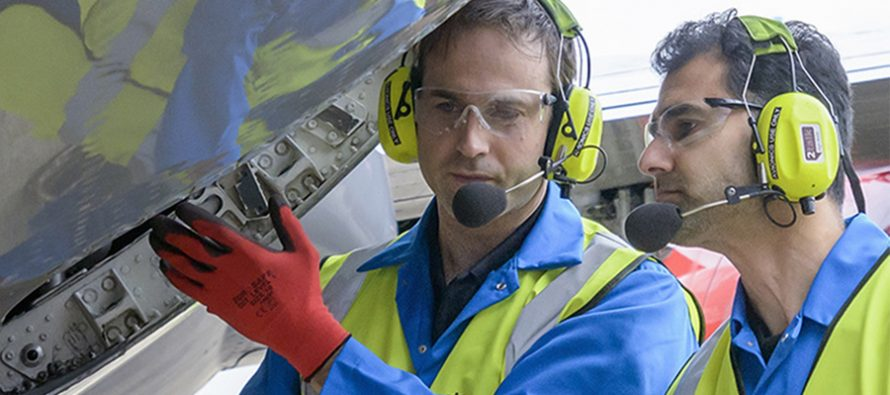 KLM UK Engineering & BA CityFlyer sign new contract for line maintenance support
