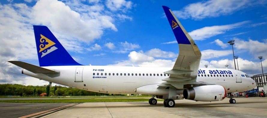 S7 Technics and Air Astana agree a five-year maintenance contract